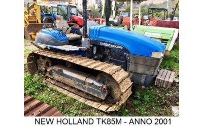 Trattori NEW HOLLAND usati