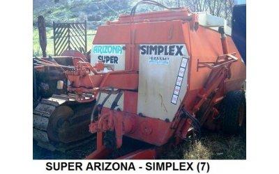 Trattori SIMPLEX usati