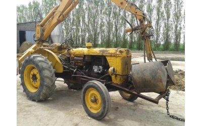 Trattori agricoli usati